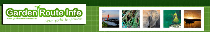 Garden Route homepage